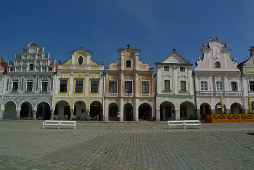 Telč, South Bohemia, Czech