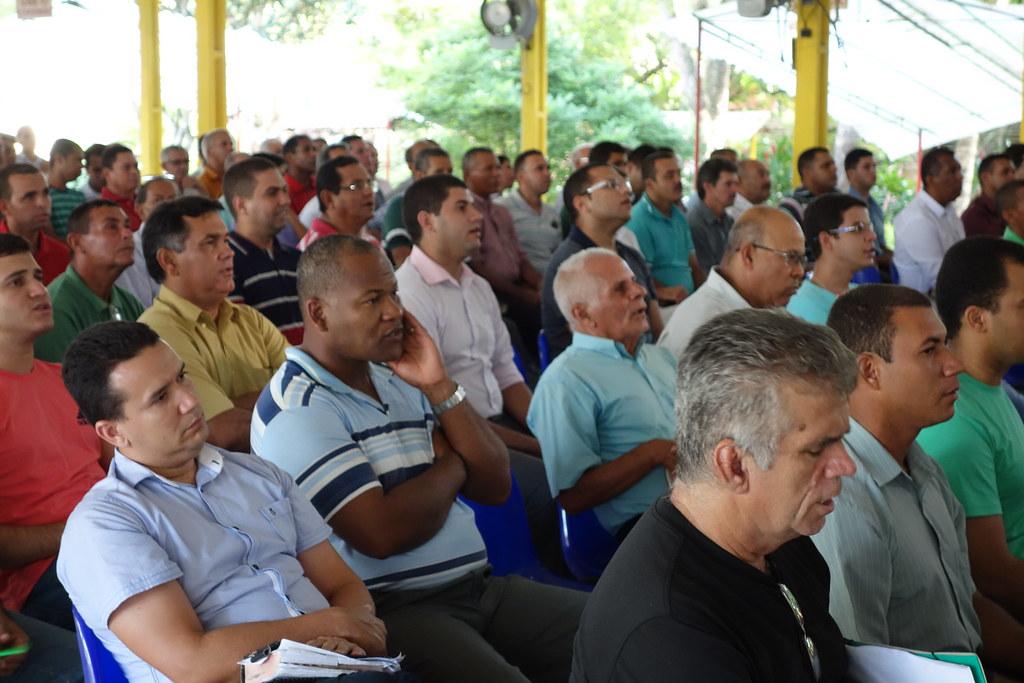 Reunião de Obreiros (Abril) - Maanaim