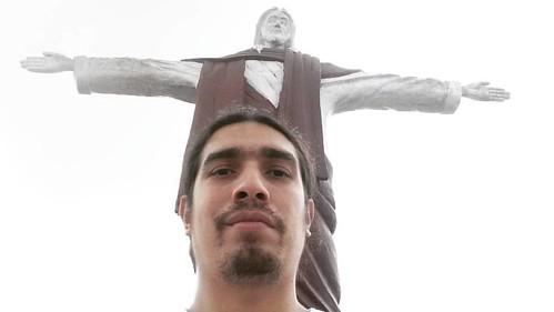 O Cristo Redentor de Autazes.