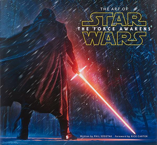 'The Art of The Force Awakens' by Phil Szostak (reviewed by Skuldren)