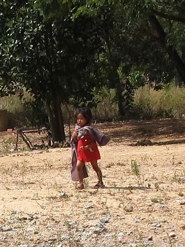 Kampot: les environs de la plantation de poivre