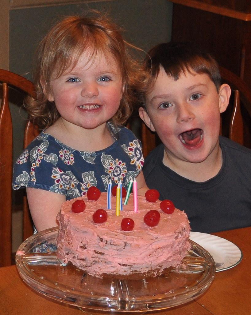 Fiona's 5th Birthday