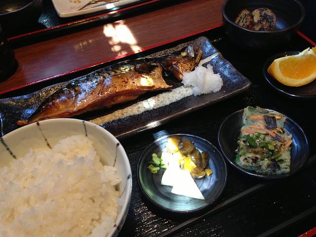 もんきち日替わり定食