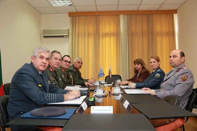 Υπογραφή Προγράμματος Στρατιωτικής Συνεργασίας με την Βουλγαρία