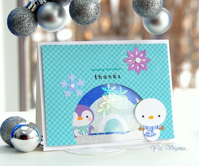 sending flutrries of thanks