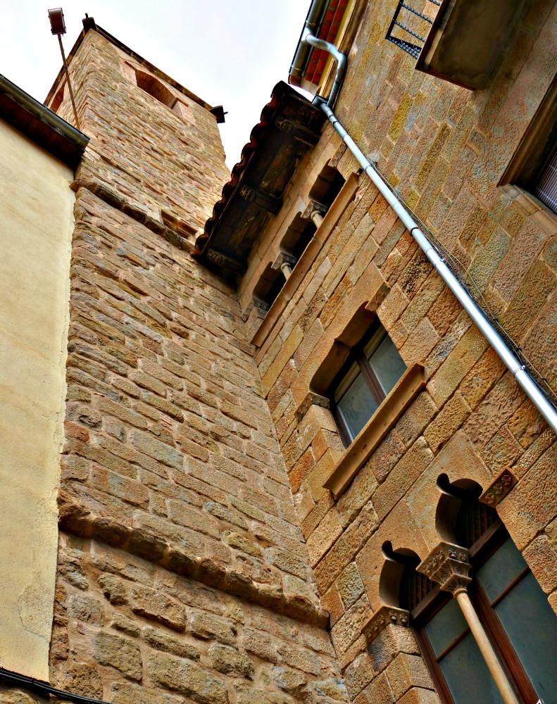 Solsona tower