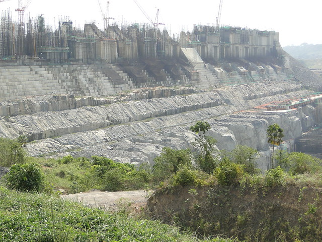 Photo of Belo Monte Dam