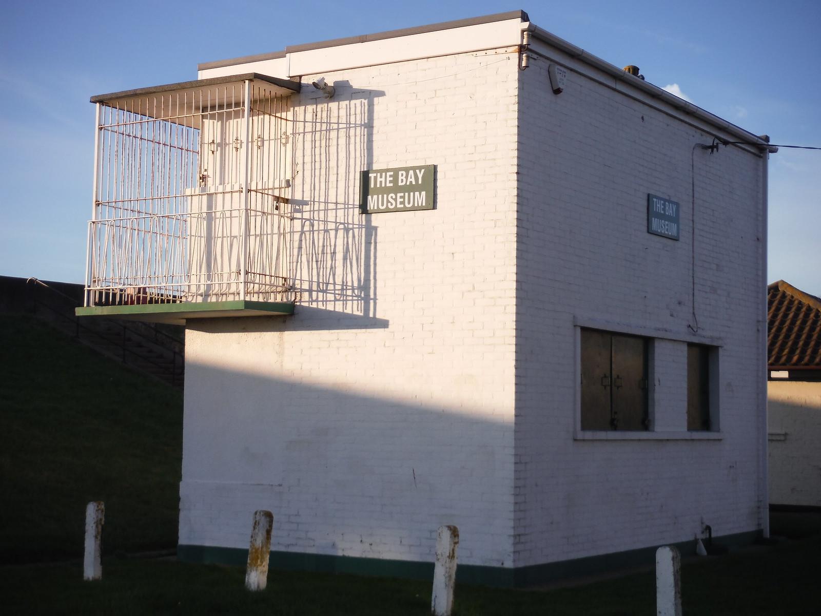 The Bay Museum, Thorney Bay, Canvey Island SWC Walk 258 Benfleet Circular (via Canvey Island)