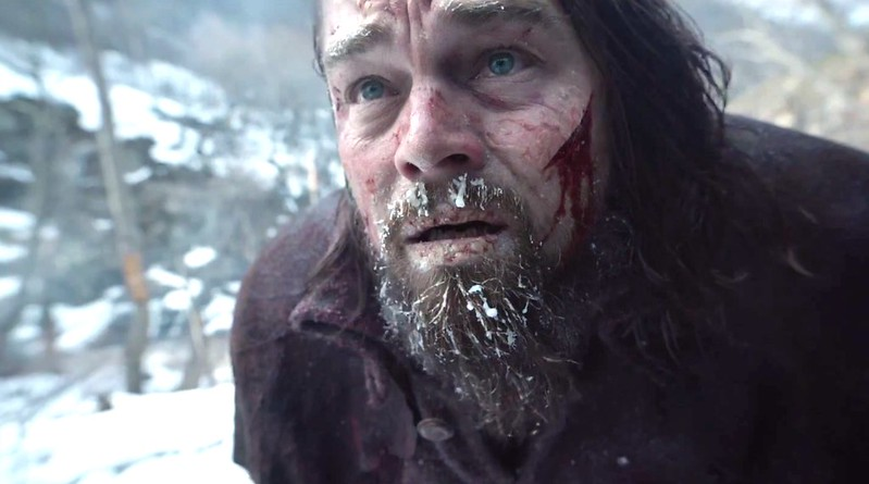 Vengeance is what keeps Leonardo DiCaprio going in THE REVENANT.