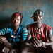 In a bar - Omo Valley by JCH Travel