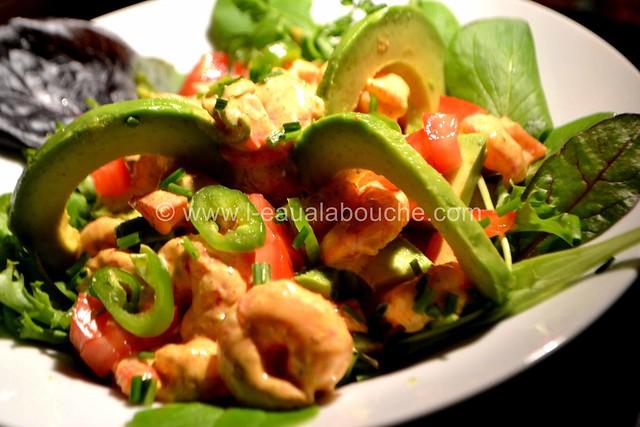 Cocktail de Crevettes à l'Indienne © Ana Luthi Tous droits réservés 03
