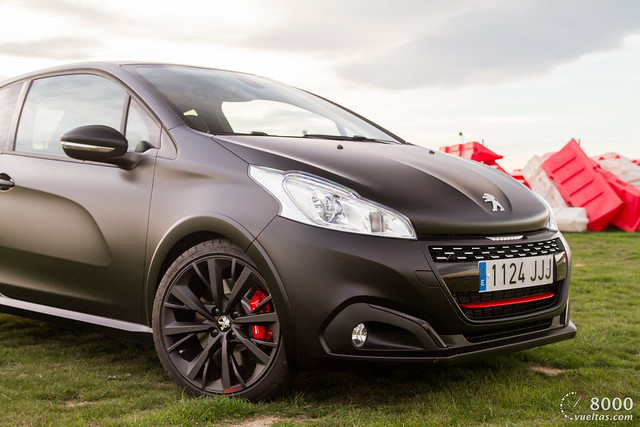 208GTi By Peugeot Sport