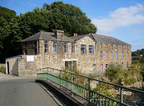 Laxey Mill