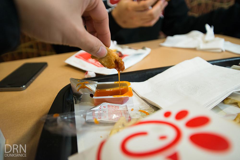 Chick-Fil-A Sauce.