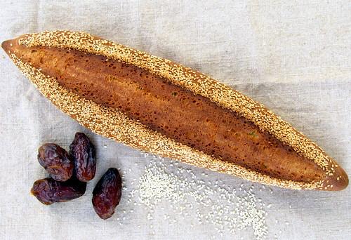 Tehina Bread