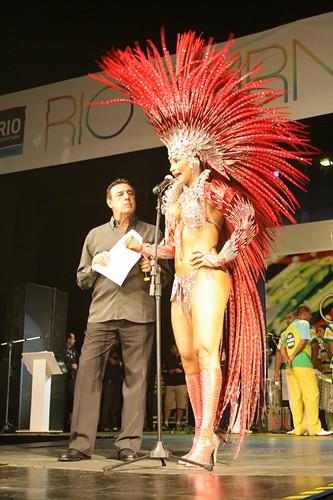 RIO DE JANEIRO - ELEIÇÂO REI RAINHA DO CARNAVALRIO DE JANEIRO - ELEIÇÂO REI RAINHA DO CARNAVAL #COPABACANA #Rio450anos