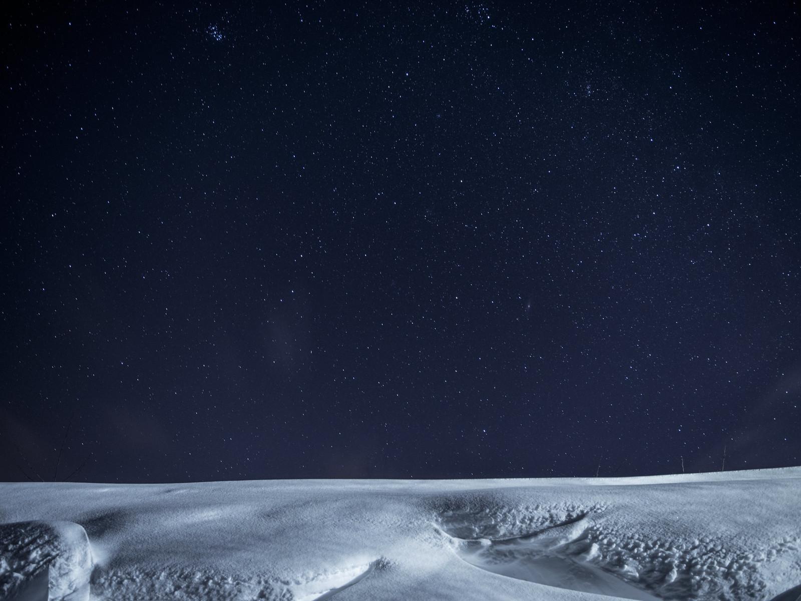北海道星空