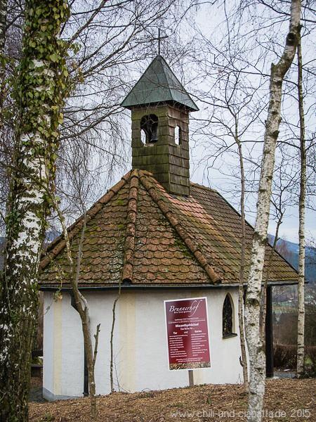Kapelle beim Brunnerhof