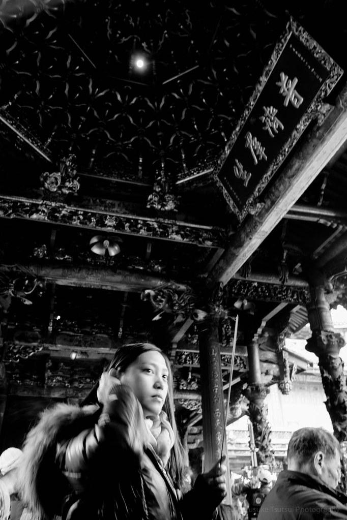 Longshan Temple, Taipei 台北 龍山寺