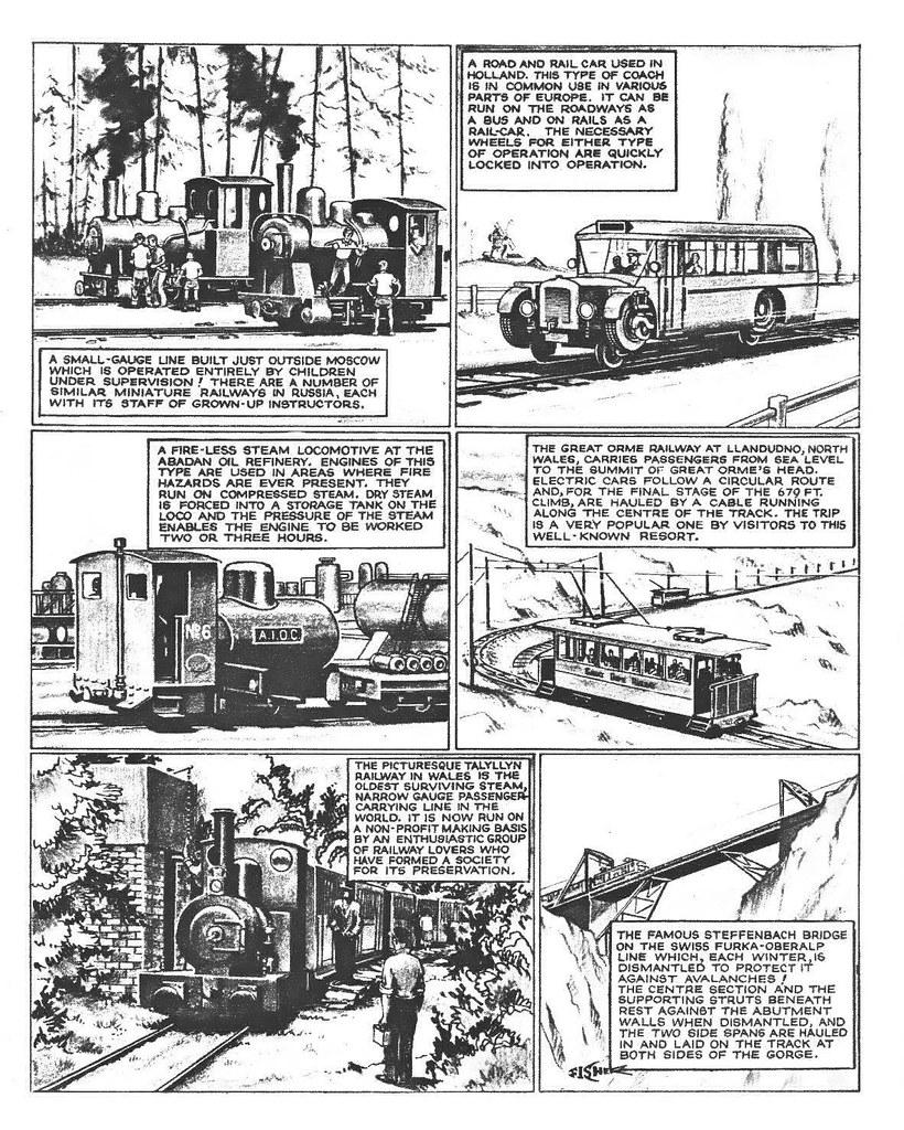 Ausdews Most Interesting Flickr Photos Picssr Rc Car Circuit Finalstage Train 001 Eagle Annual 010 1960 043