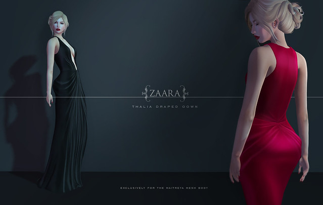 Zaara : Thalia gown for C88