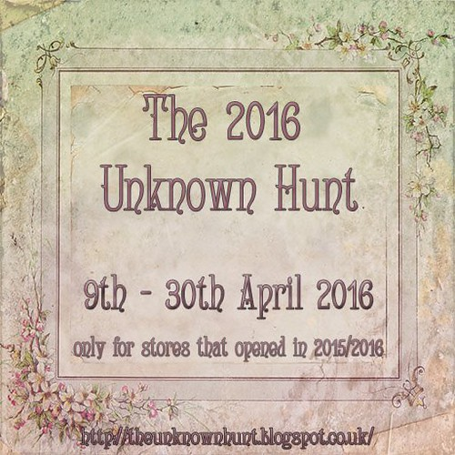 2016 Unknown Hunt