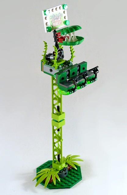 LEGO DC Superheroes 76035 Jokerland 32