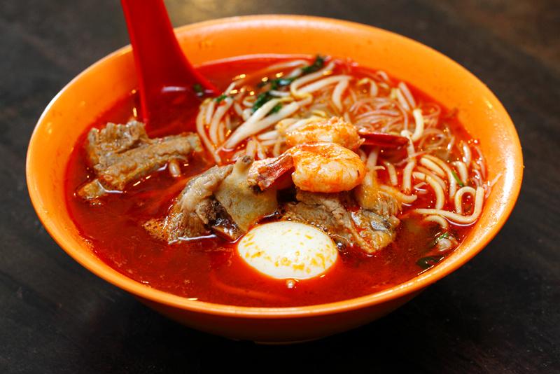 Choon Prawn Noodle Prawn Mee