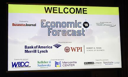 2016 Economic Forecast