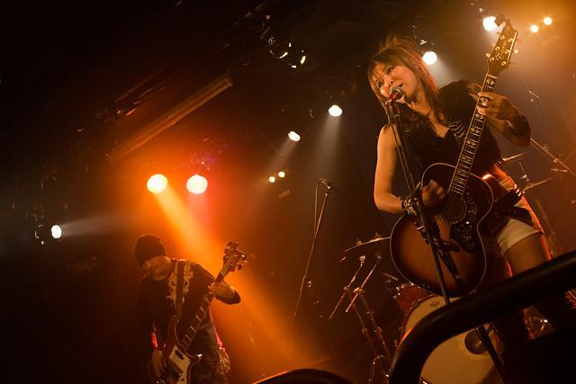 Juz live at 獅子王, Tokyo, 19 Feb 2016. -00254