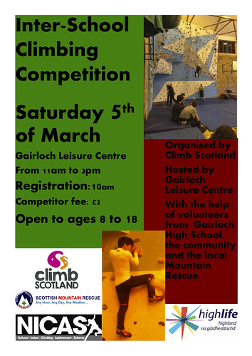 Climbing Event March 2016