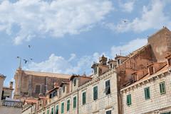 Dubrovnik. Gundulić Square