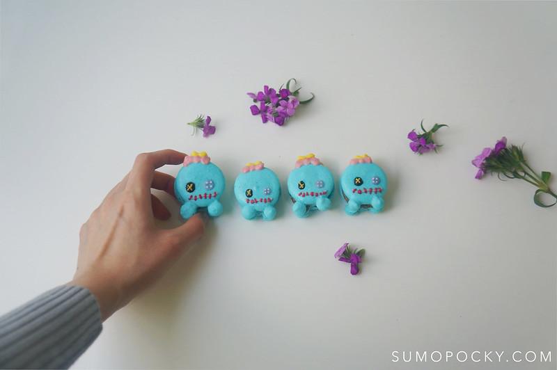 Scrump Tsum Macaron