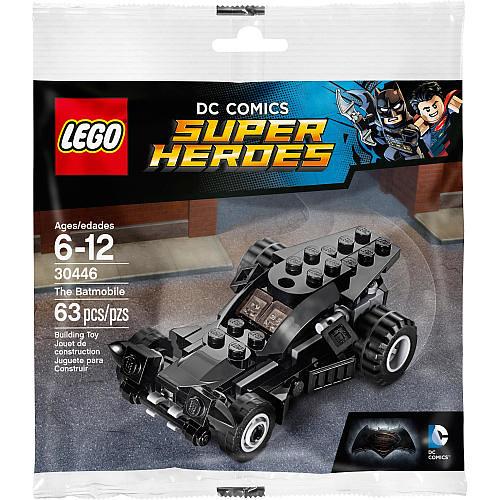 LEGO DC Super Heroes The Batmobile (30446)