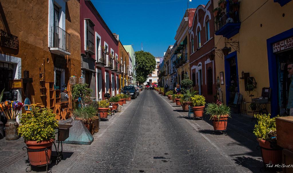 2016 - Mexico - Puebla - Callejon de los Sapos