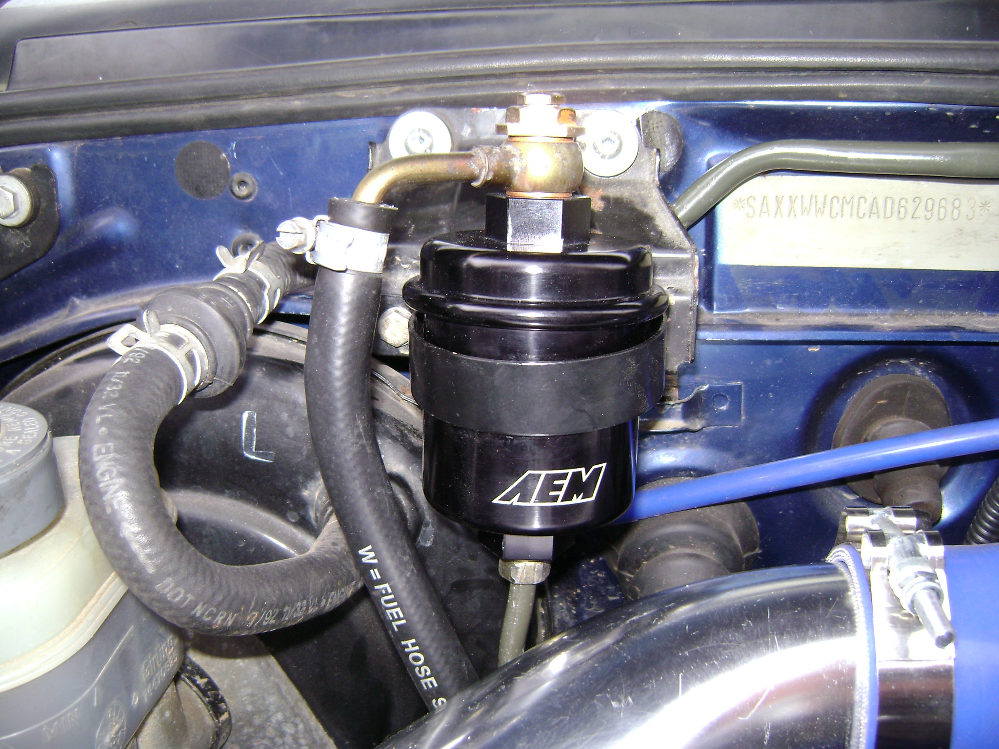Aem Fuel Filter Wiring Diagram Jeep Cherokee Filters 1992 Rover Coupe D16z6 Turbo Project Finally Running Retro Rides 1999