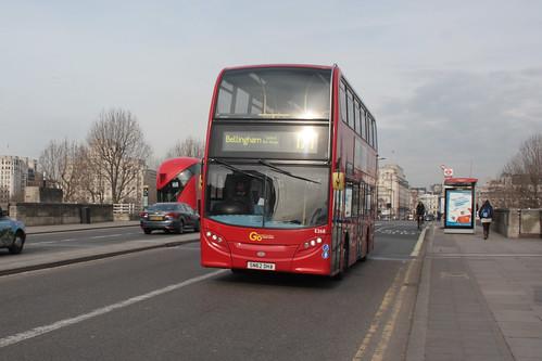 London Central E268 SN62DHA