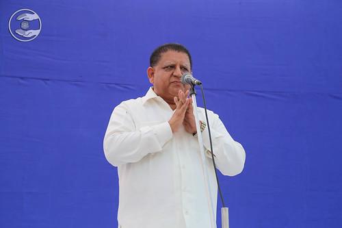 SNM Zonal Incharge Baldev Nagpal from Bhiwani, Haryana