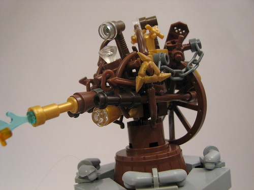 TTR5: Alfric the Wizard's Death Ray