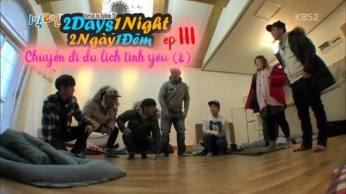 [Vietsub] 2 Days 1 Night Season 3 Tập 111