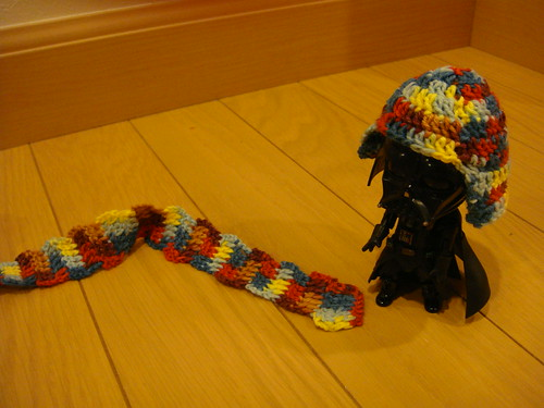 DV long scarf