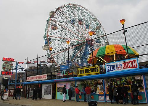 Calendar of Events | Coney Island USA