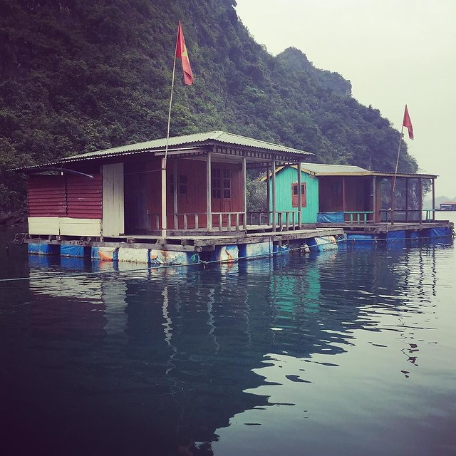Ha Long was a an experience.