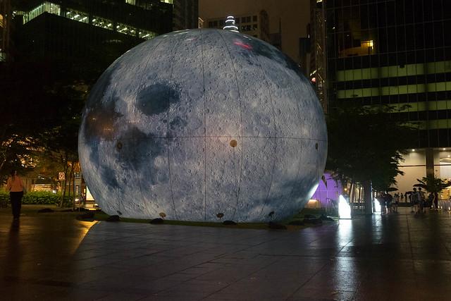 Moon Haze—Feng Jiacheng & Huang Yuanbei (China)
