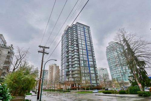 Storyboard of Unit 2307 - 1723 Alberni Street, Vancouver