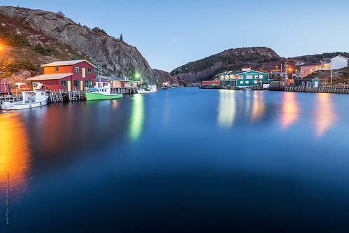 city sunset summer house canada reflection building night port newfoundland evening boat twilight nikon village harbour hill stjohns clear bluehour nfld quidividi atlanticcanada d600 newfoundlandandlabrador nikond600 quidividibrewing