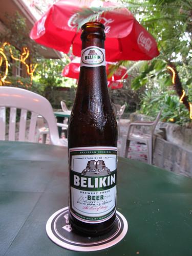Orange Walk: Belikin, la bonne bière du Belize