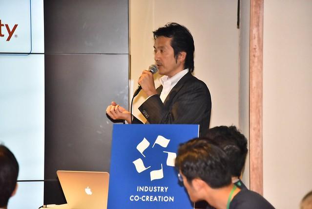 Session 3-D ソフトウエア・テック企業特集 ::ICC TOKYO 2016「スタートアップカタパルト」