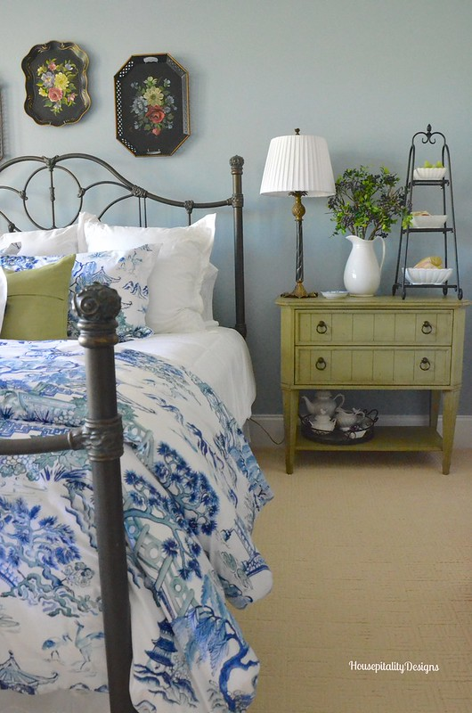 Guest Room - Housepitality Designs