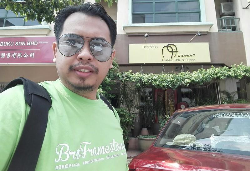 Beras Jasmine @ Erawan Classic Thai & Fusion Restaurant, Kota Damansara